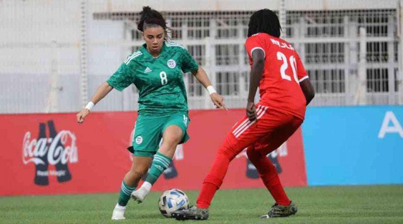 Eliminatoires de la CAN-2022 : Simple formalité pour les Algériennes