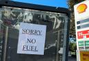 Pénurie de carburants au Royaume-Uni : L'armée déployée dès demain