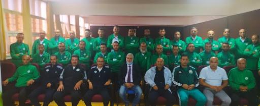 FAF : Des stages CAF «C» à Saïda et Oran